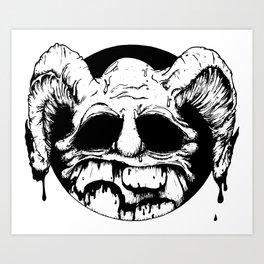 Desperophic Art Print