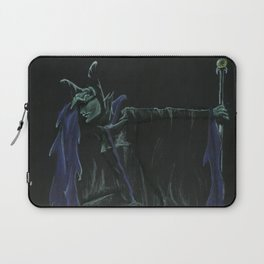 Maleficent's Lament Laptop Sleeve
