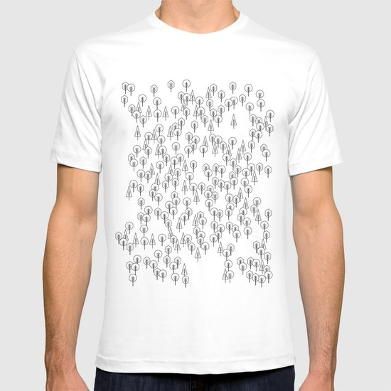 Geometric Woods Ver. 2 T-shirt