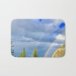 Canadian Rocky Rainbow Bath Mat