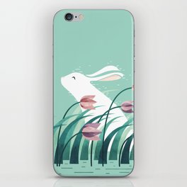 Rabbit, Resting iPhone Skin