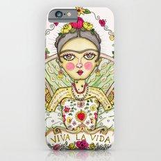 Frida Kahlo Viva la Vida Slim Case iPhone 6s