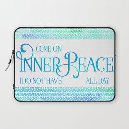 Inner Peace Laptop Sleeve