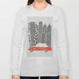 Hong Kong City Long Sleeve T-shirt