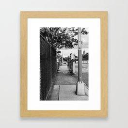 Gowanus II Framed Art Print