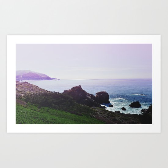 completely different but all the same Art Print