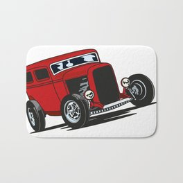 32 Ford Sedan Bath Mat