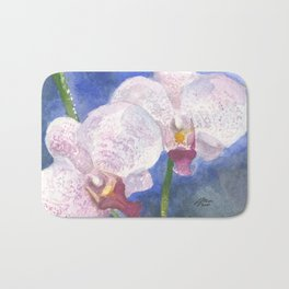 Orchid Gaze Bath Mat