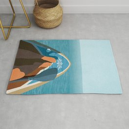 Relax Paddle Board Rug