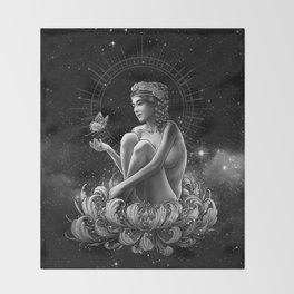 Winya No. 118 Throw Blanket