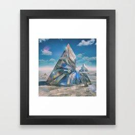 CRYSHATTT (everyday 09-29-.16) Framed Art Print