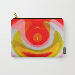 Leungs Color Burn Carry-All Pouch