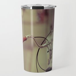 """All that spirits desire, spirits attain"" - Khalil Gibran Travel Mug"
