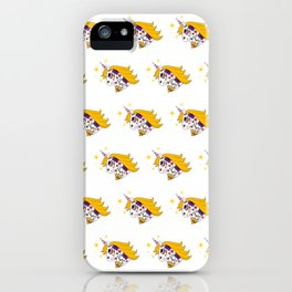 Sugar Skull Unicorn Logo - Phone Case iPhone Case