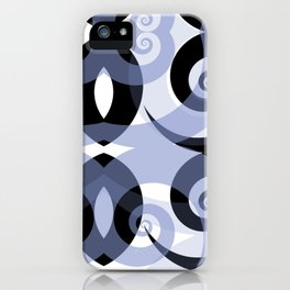 NAKED GEOMETRY no 6 iPhone Case