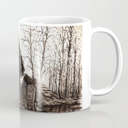 Slavic Hut Coffee Mug