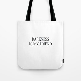 phrases Tote Bag