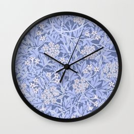 "William Morris ""Jasmine"" 2. Wall Clock"