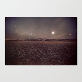 Explorations with Space: No. 2 Canvas Print