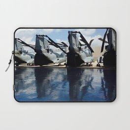 CH46 New Hanger Deck Laptop Sleeve