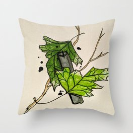 The Ritual Throw Pillow