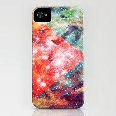 Stars on Fire iPhone (4, 4s) Slim Case