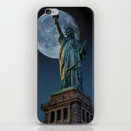 Liberty Moon iPhone Skin