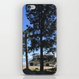 Roadtrip - Lake Tekapo, New Zealand iPhone Skin