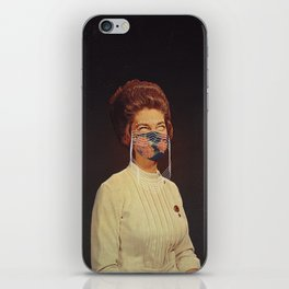 Portrait XX iPhone Skin