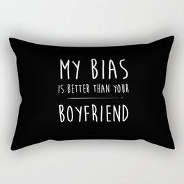 MY BIAS Rectangular Pillow