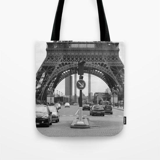 Paris transport Tote Bag