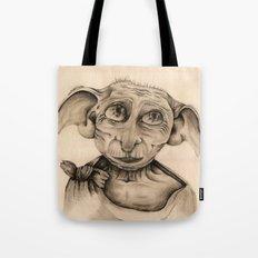 Free Elf Full Length Tote Bag