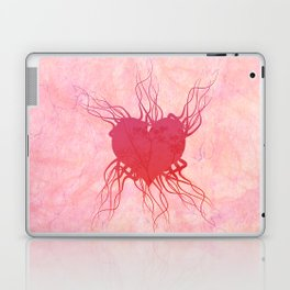 The roots of my heart Laptop & iPad Skin