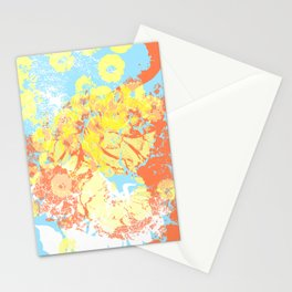 floral 003. Stationery Cards