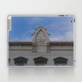 Stroh Block Laptop & iPad Skin