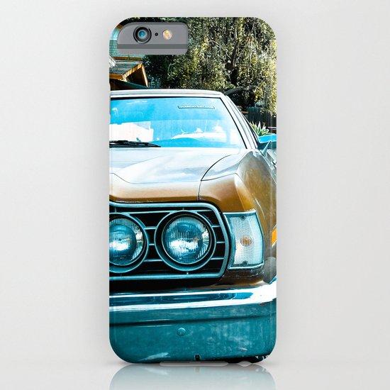 Bronze 70 iPhone & iPod Case