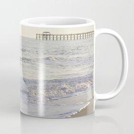 South Carolina Pier Sunset Coffee Mug