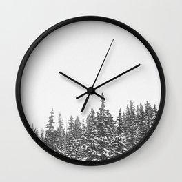 i-70 west Wall Clock
