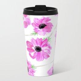 Anemone Metal Travel Mug