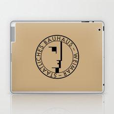 BAUHAUS LOGO / VINTAGE Laptop & iPad Skin