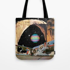 Destined to Destination Tote Bag