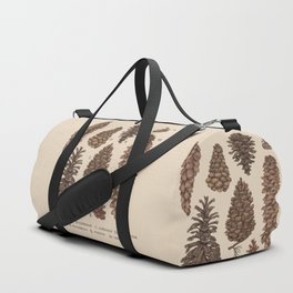 Pinecones Duffle Bag