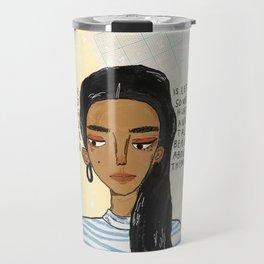 Bravest Girl Travel Mug