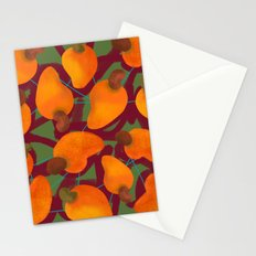 Cajufolia darker Stationery Cards