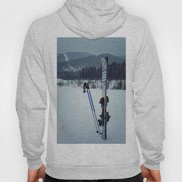 ski equipment Hoody