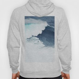 Wave Surfer Indigo Hoody