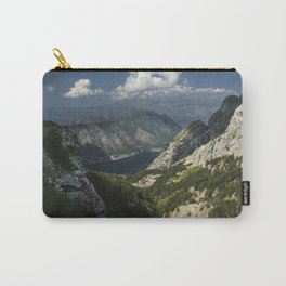 Kotor Bay in Montenegro Carry-All Pouch