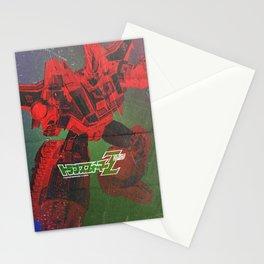 Transformers Zone / Dai Atlas Stationery Cards
