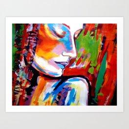 """Insight"" Art Print"