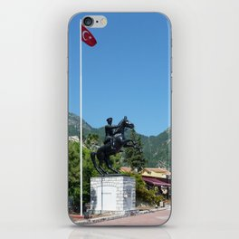 Turunc Statue iPhone Skin